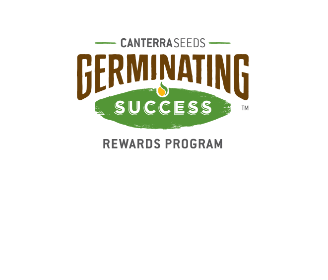 CANTERRA SEEDS Germinating Success Rebate Program