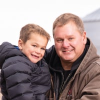 Jason & Wyatt Kehler